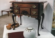 traditional connecticut valley lowboy